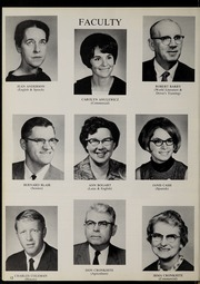 Page 16, 1967 Edition, Stockbridge High School - Panther Yearbook (Stockbridge, MI) online yearbook collection