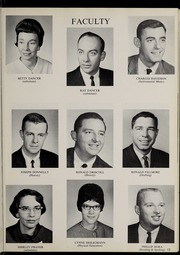 Page 17, 1967 Edition, Stockbridge High School - Panther Yearbook (Stockbridge, MI) online yearbook collection