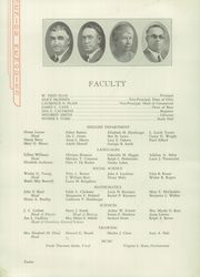 Page 14, 1933 Edition, Stockton High School - Guard and Tackle Yearbook (Stockton, CA) online yearbook collection