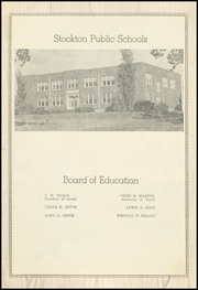 Page 7, 1949 Edition, Stockton High School - Key Yearbook (Stockton, MO) online yearbook collection