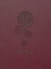 Stockton High School - Key Yearbook (Stockton, MO) online yearbook collection, 1950 Edition, Cover