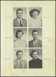Page 11, 1953 Edition, Stokes Township High School - Wildcats Yearbook (South Solon, OH) online yearbook collection