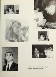 Page 9, 1968 Edition, Stoneham High School - Wildlife Yearbook (Stoneham, MA) online yearbook collection