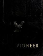 Stoneville High School - Pioneer Yearbook (Stoneville, NC) online yearbook collection, 1962 Edition, Cover