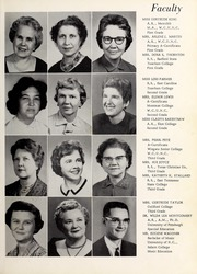 Page 17, 1962 Edition, Stoneville High School - Pioneer Yearbook (Stoneville, NC) online yearbook collection