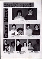 Page 12, 1987 Edition, Stonewall Jackson Junior High School - Stonewall Yearbook (Roanoke, VA) online yearbook collection