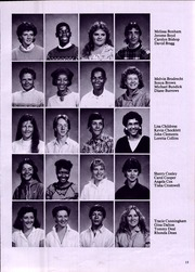 Page 17, 1987 Edition, Stonewall Jackson Junior High School - Stonewall Yearbook (Roanoke, VA) online yearbook collection