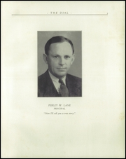 Page 11, 1938 Edition, Stonington High School - Pawmystonian Yearbook (Pawcatuck, CT) online yearbook collection
