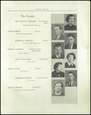 Page 13, 1938 Edition, Stonington High School - Pawmystonian Yearbook (Pawcatuck, CT) online yearbook collection