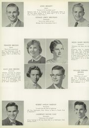 Stonington High School - Pawmystonian Yearbook (Pawcatuck, CT) online yearbook collection, 1958 Edition, Page 14