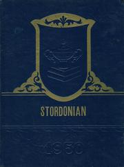 Storden High School - Tiger Yearbook (Storden, MN) online yearbook collection, 1950 Edition, Cover
