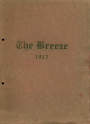 Storm Lake High School - Breeze Yearbook (Storm Lake, IA) online yearbook collection, 1927 Edition, Cover