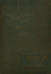 Storm Lake High School - Breeze Yearbook (Storm Lake, IA) online yearbook collection, 1943 Edition, Cover