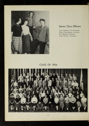 Page 12, 1954 Edition, Stoughton High School - Stotonian / Semaphore Yearbook (Stoughton, MA) online yearbook collection