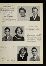 Page 13, 1954 Edition, Stoughton High School - Stotonian / Semaphore Yearbook (Stoughton, MA) online yearbook collection
