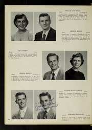 Page 14, 1954 Edition, Stoughton High School - Stotonian / Semaphore Yearbook (Stoughton, MA) online yearbook collection