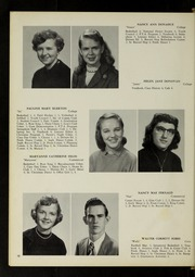 Page 16, 1954 Edition, Stoughton High School - Stotonian / Semaphore Yearbook (Stoughton, MA) online yearbook collection