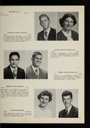 Page 17, 1954 Edition, Stoughton High School - Stotonian / Semaphore Yearbook (Stoughton, MA) online yearbook collection