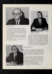Page 12, 1969 Edition, Stoughton High School - Stotonian / Semaphore Yearbook (Stoughton, MA) online yearbook collection