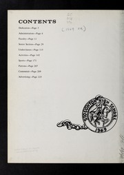 Page 6, 1969 Edition, Stoughton High School - Stotonian / Semaphore Yearbook (Stoughton, MA) online yearbook collection