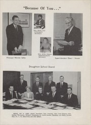 Page 10, 1968 Edition, Stoughton High School - Yahara Yearbook (Stoughton, WI) online yearbook collection