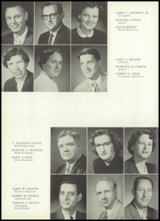 Stroudsburg High School - Pioneer Yearbook (Stroudsburg, PA) online yearbook collection, 1957 Edition, Page 12 of 128