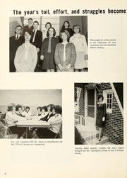 Summitville High School - Oak Leaves Yearbook (Summitville, IN) online yearbook collection, 1966 Edition, Page 12
