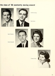 Summitville High School - Oak Leaves Yearbook (Summitville, IN) online yearbook collection, 1966 Edition, Page 87