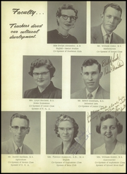 Sumner County High School - Panther Yearbook (Portland, TN) online yearbook collection, 1958 Edition, Page 14