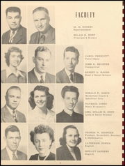 Sumner High School - Echoes Yearbook (Sumner, IA) online yearbook collection, 1949 Edition, Page 6