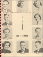 Sumner High School - Echoes Yearbook (Sumner, IA) online yearbook collection, 1949 Edition, Page 7