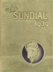 Sunset High School - Sundial Yearbook (Dallas, TX) online yearbook collection, 1939 Edition, Page 1