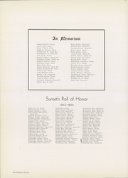 Sunset High School - Sundial Yearbook (Dallas, TX) online yearbook collection, 1944 Edition, Page 134