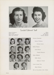 Sunset High School - Sundial Yearbook (Dallas, TX) online yearbook collection, 1944 Edition, Page 74