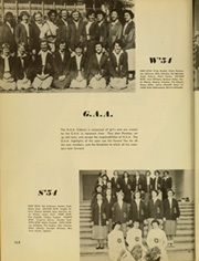 Susan Miller Dorsey High School - Circle Yearbook (Los Angeles, CA) online yearbook collection, 1954 Edition, Page 112