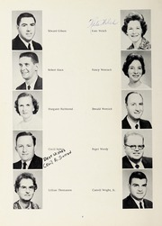Page 12, 1963 Edition, Swain County High School - Ridge Runner Yearbook (Bryson City, NC) online yearbook collection