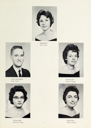 Page 15, 1963 Edition, Swain County High School - Ridge Runner Yearbook (Bryson City, NC) online yearbook collection