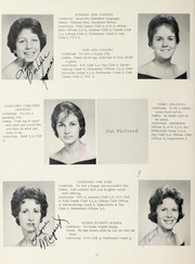 Page 16, 1963 Edition, Swain County High School - Ridge Runner Yearbook (Bryson City, NC) online yearbook collection
