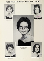 Page 8, 1963 Edition, Swain County High School - Ridge Runner Yearbook (Bryson City, NC) online yearbook collection