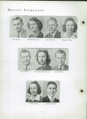 Page 16, 1943 Edition, Swanton High School - Pioneer Yearbook (Swanton, OH) online yearbook collection