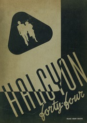 Swarthmore College - Halcyon Yearbook (Swarthmore, PA) online yearbook collection, 1944 Edition, Cover