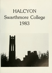 Swarthmore College - Halcyon Yearbook (Swarthmore, PA) online yearbook collection, 1983 Edition, Page 5