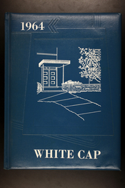Swedish American Hospital School of Nursing - White Cap Yearbook (Rockford, IL) online yearbook collection, 1964 Edition, Cover