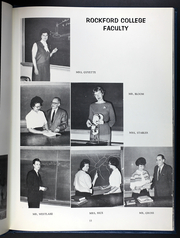 Page 17, 1964 Edition, Swedish American Hospital School of Nursing - White Cap Yearbook (Rockford, IL) online yearbook collection