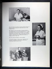Page 9, 1964 Edition, Swedish American Hospital School of Nursing - White Cap Yearbook (Rockford, IL) online yearbook collection