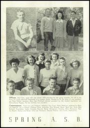 Page 16, 1945 Edition, Sweetwater High School - Red and Gray Yearbook (National City, CA) online yearbook collection