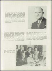 Page 13, 1945 Edition, Sylvania Burnham High School - Burgoblac Yearbook (Sylvania, OH) online yearbook collection