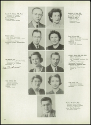 Page 14, 1945 Edition, Sylvania Burnham High School - Burgoblac Yearbook (Sylvania, OH) online yearbook collection