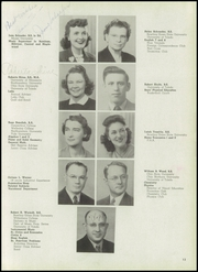 Page 17, 1945 Edition, Sylvania Burnham High School - Burgoblac Yearbook (Sylvania, OH) online yearbook collection