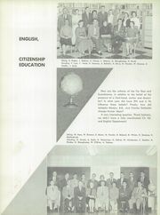 Syosset High School - Initium Yearbook (Syosset, NY) online yearbook collection, 1959 Edition, Page 14